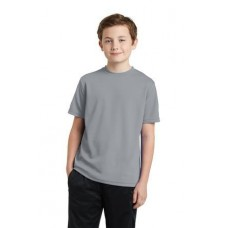 Youth PosiCharge RacerMesh Tee